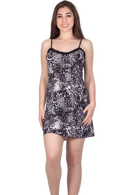 Camisola Feminina Plus Size Liganete Marjore