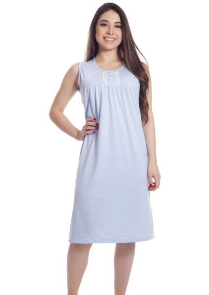 e3c4ac689 Camisola Plus Size Feminina Mercedes na Amora Doce