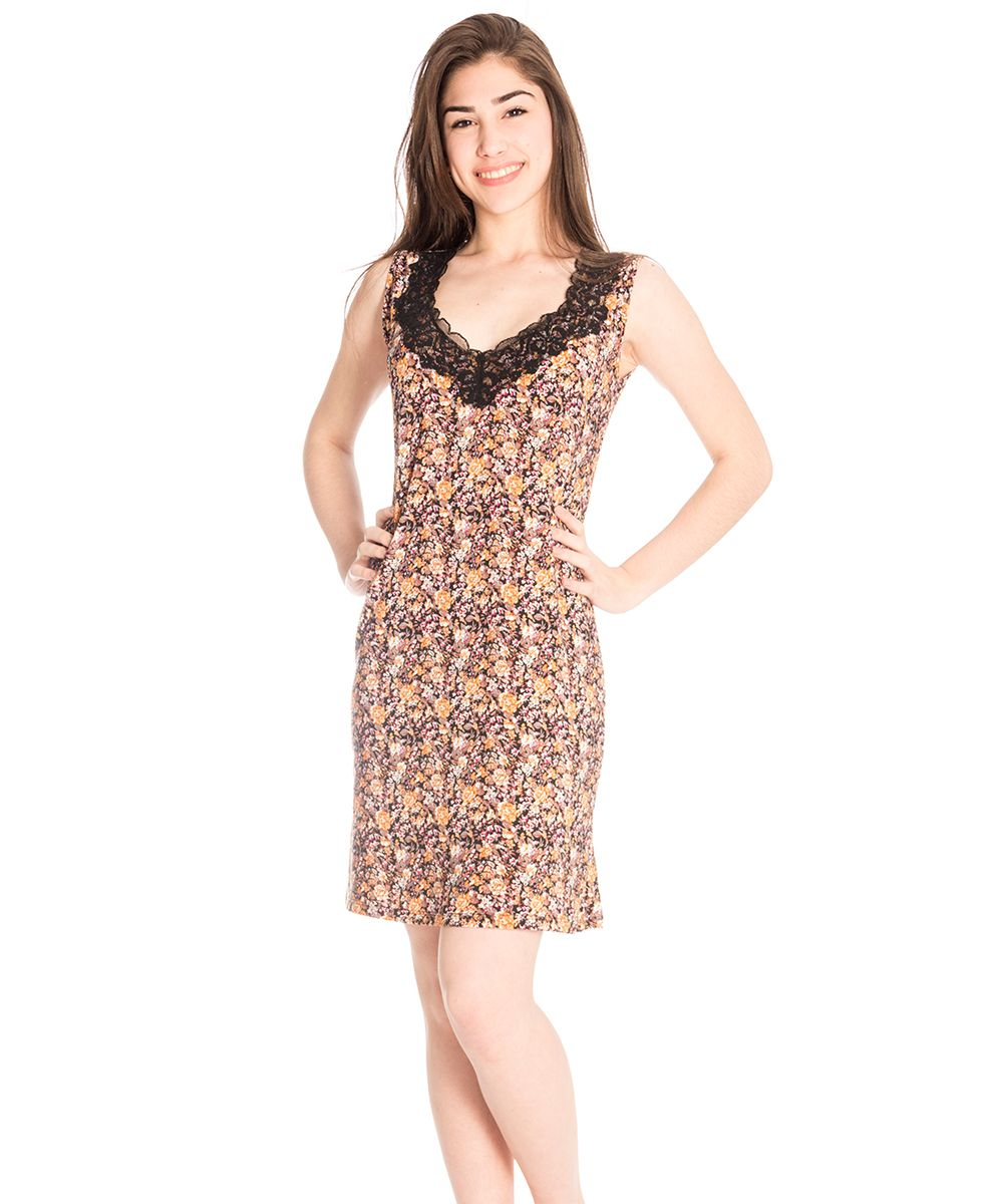 1268f9c15 Camisola Plus Size Feminina Susan na Amora Doce