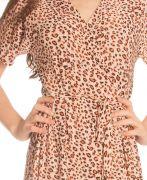 Penhoar Plus Size Feminino Maria Vallentina