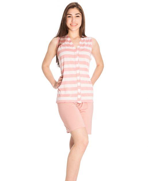 Pijama Feminino Bianca