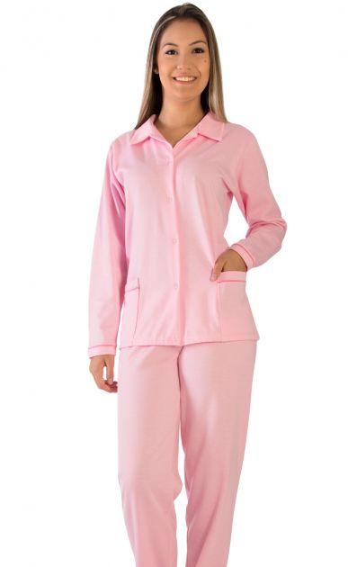 Pijama Feminino Flanelado Annelise