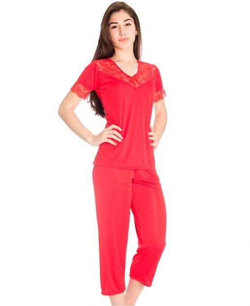 Pijama Feminino Maria Manuela