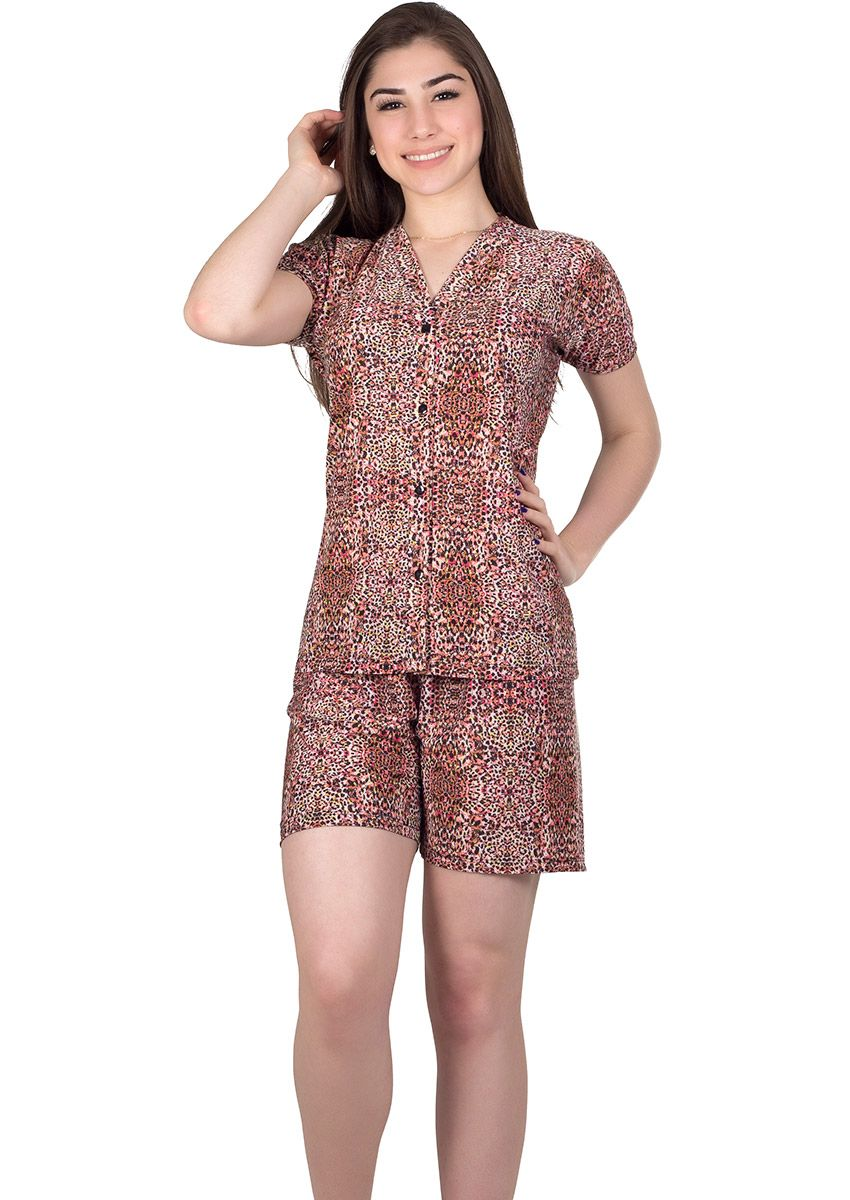 73c7633ca58065 Pijama Feminino Plus Size Liganete Aberto Aurora