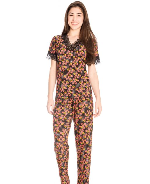 Pijama Feminino Silvia