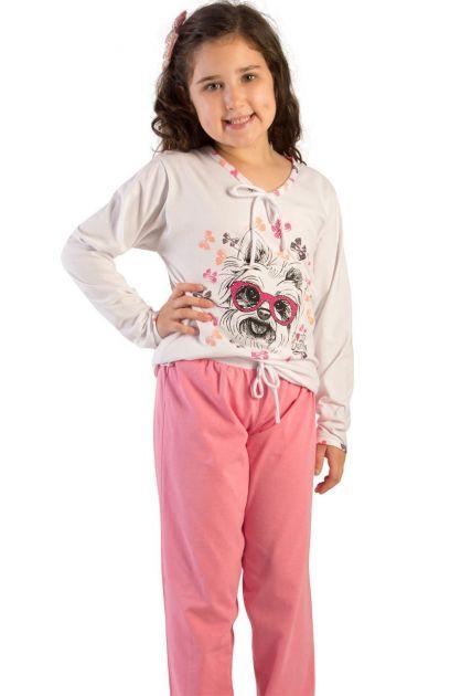 Pijama Menina Doçura