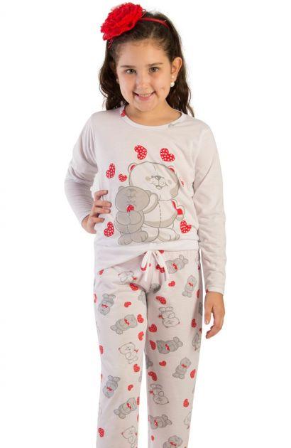 Pijama Menina Turmalina Mini