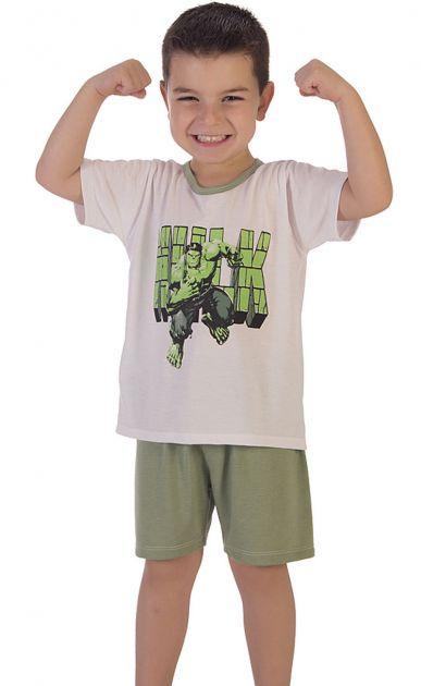 Pijama Menino Incrível Hulk