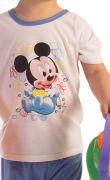 Pijama Menino Mickey Baby