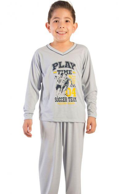 Pijama Menino Soccer Team