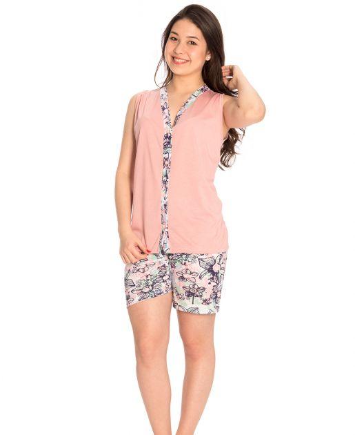 Pijama Plus Size Feminino Amanda