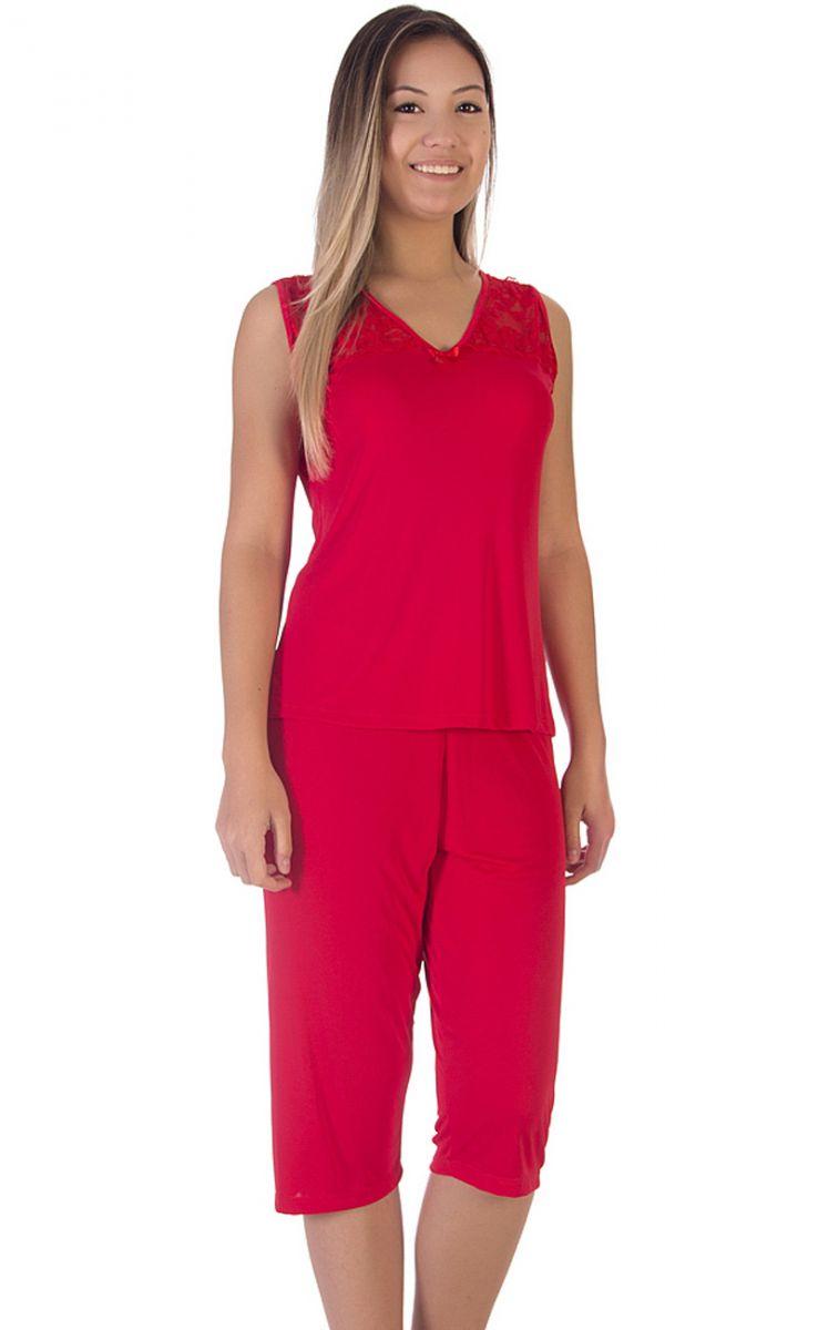 5ee26c29805797 Pijama Plus Size Feminino Amor Sincero