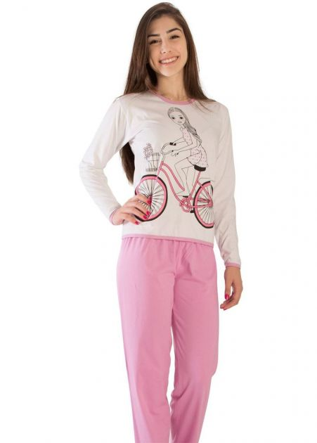 Pijama Plus Size Feminino Eloá