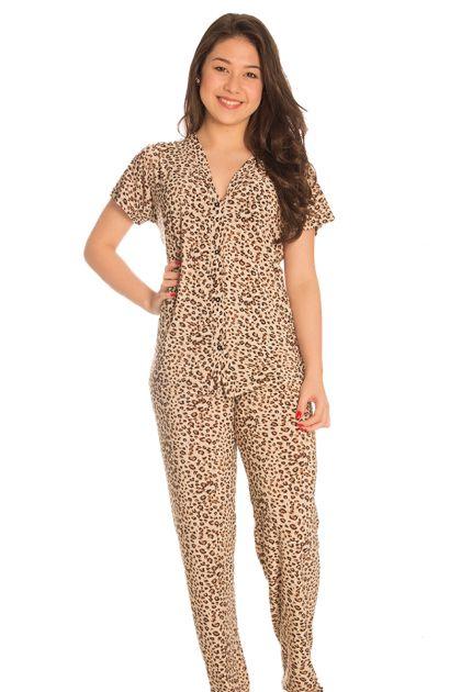 Pijama Plus Size Feminino Linda