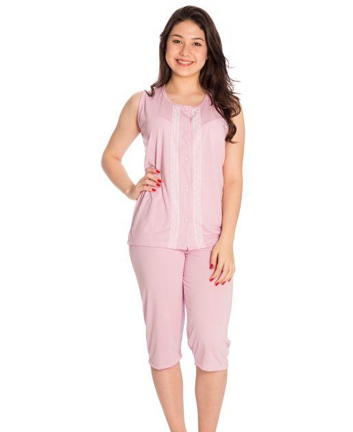 Pijama Plus Size Feminino Marina