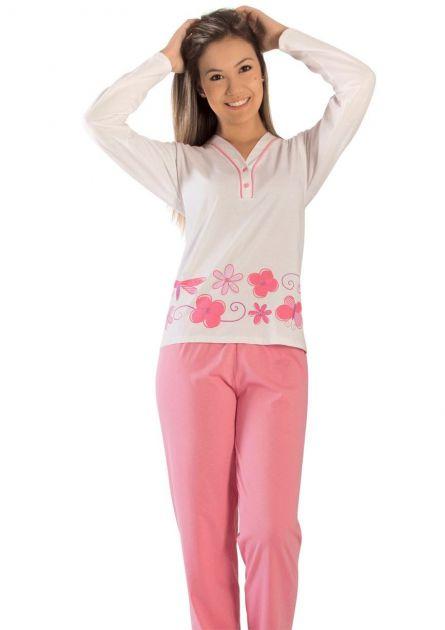 Pijama Plus Size Feminino Pedra do Sol