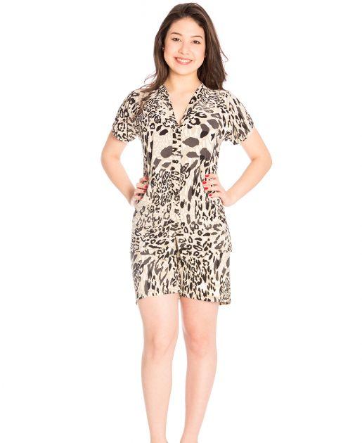 Pijama Plus Size Feminino Rachel