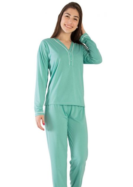 Pijama Plus Size Feminino Safira