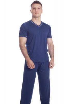 Pijama Plus Size Masculino Classic Summer