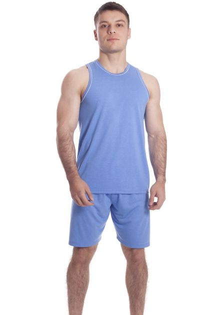 Pijama Plus Size Masculino Corpus