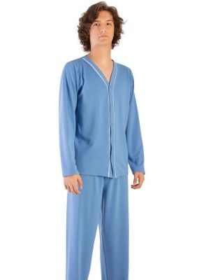 Pijama Plus Size Masculino Flanelado Outback