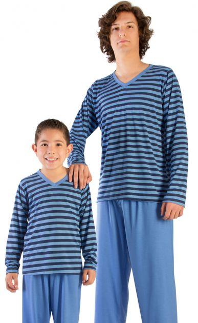 Pijama Plus Size Masculino Podium