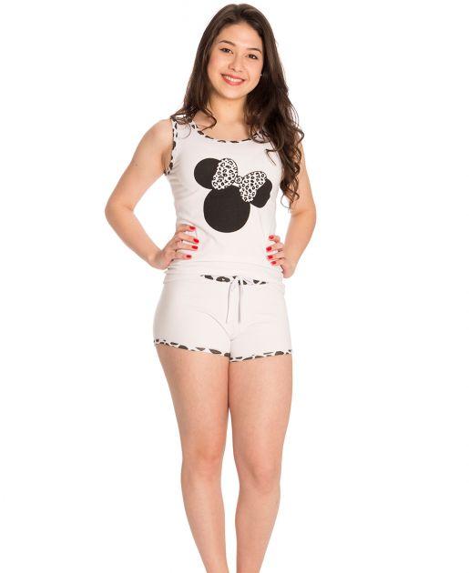 Short Doll Feminino New Minnie