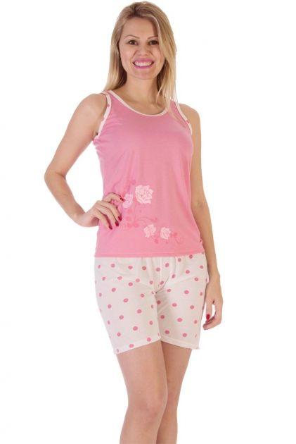 Short Doll Plus Size Rosas