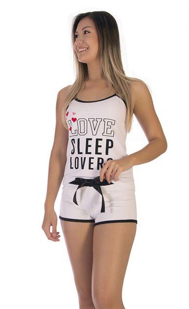 Short Doll Sleep Lovers Slim